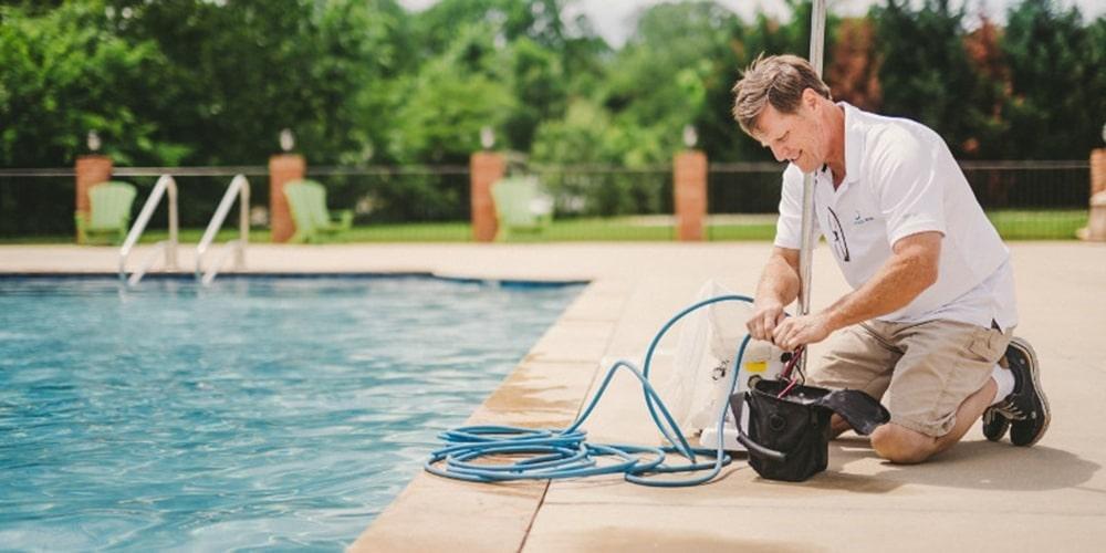 روش های نگهداری آب استخر