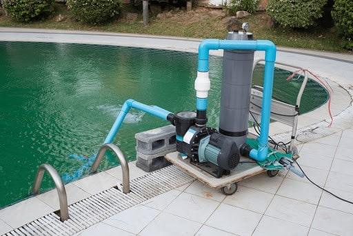 روش نگهداری آب استخر