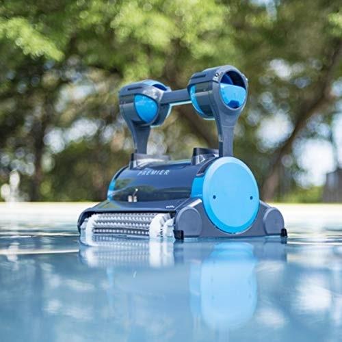 سیستم تمیزکننده In Floor استخر شنا