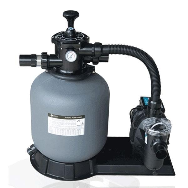 یک نمونه دستگاه تصفیه آب