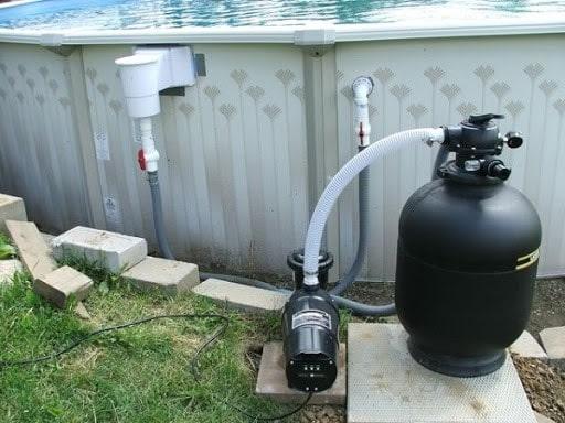 نصب تصفیه آب استخر