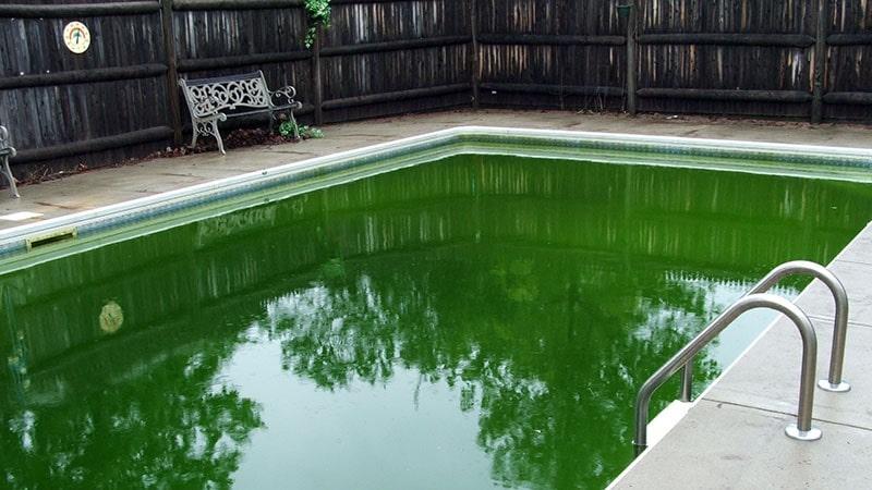 جلوگیری از کم شدن آب استخر
