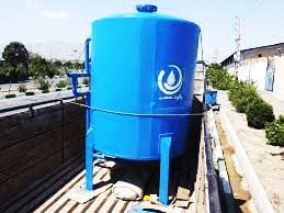 دستگاه کلرزنی برای تصفیه آب استخر