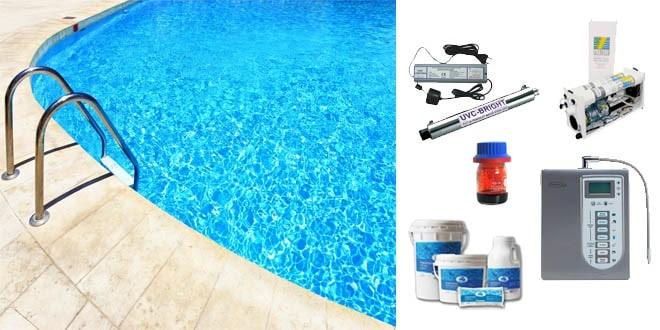 فروش مواد ضدعفونی کننده آب استخر