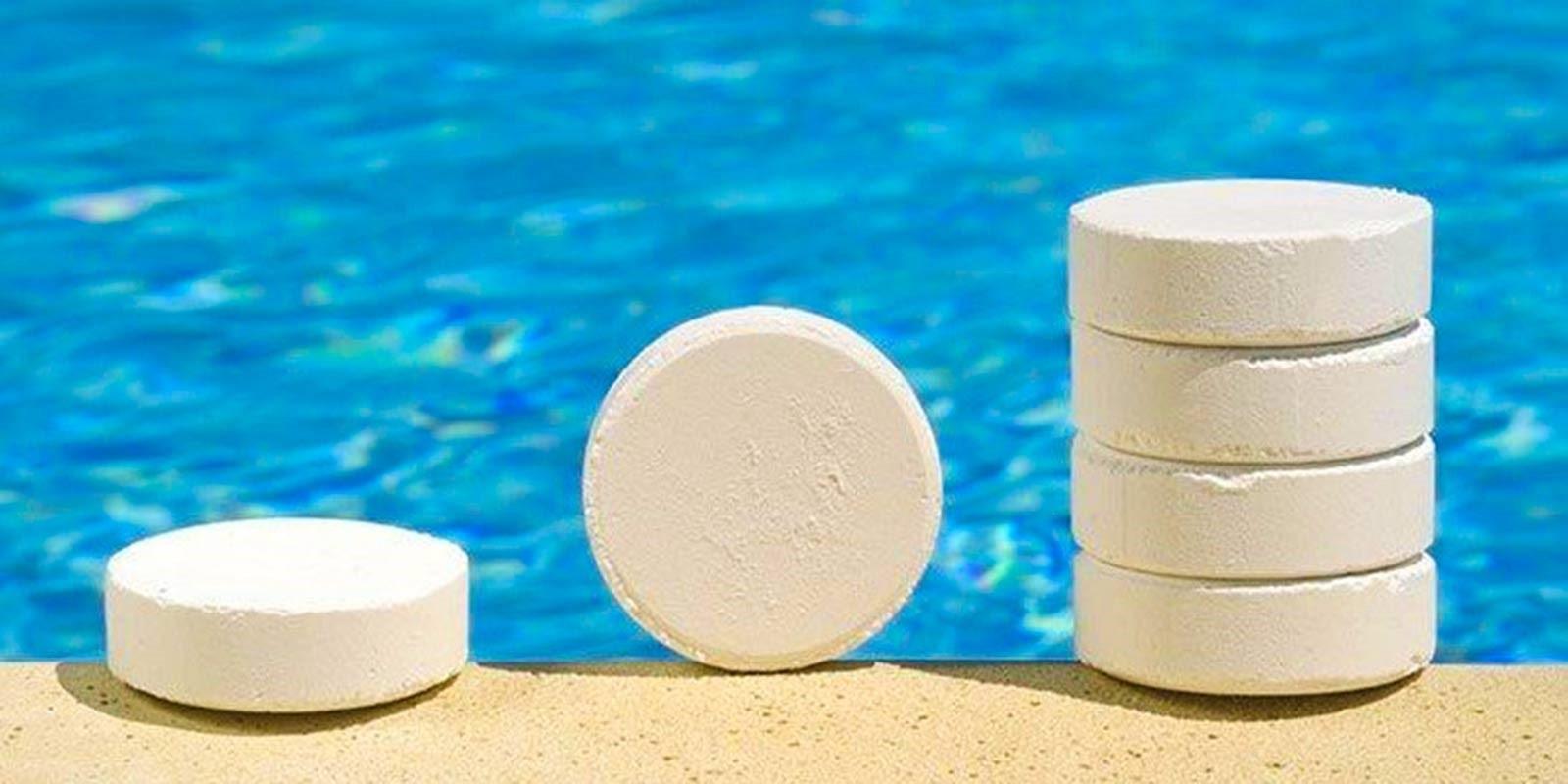 روش های ضدعفونی آب استخر