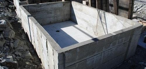 ساخت استخر با بلوک سیمانی