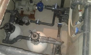 نکاتی در مورد ساخت موتورخانه استخر