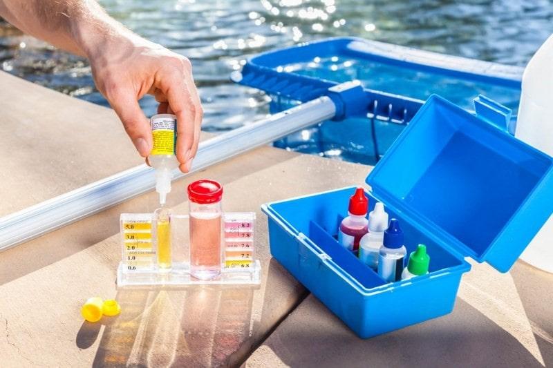 سختی آب استخر را هر چند وقت یکبار باید تست کنیم ؟
